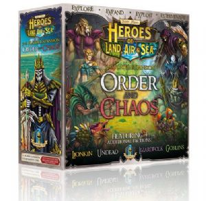 Heroes of Land, Air & Sea - Order And Chaos Expansion